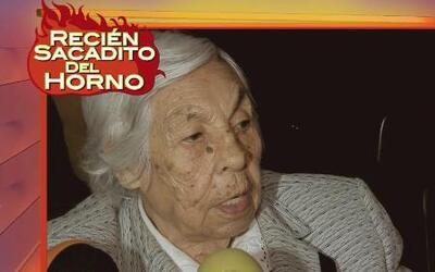 Doña Eva habló de los horrores de sus nietas