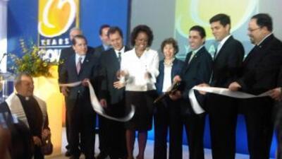 La vicegobernadora de la Florida Jennifer Carroll se unió a la familia U...