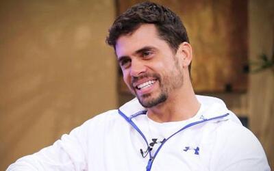 Pedro Moreno habló de cómo se contendrá ante la tentación en Nuestra Bel...