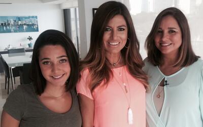 Estudiando por un sueño: La hija de Gaby Rivero escribe su propia historia
