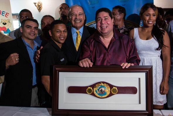 El 'Bazooka' se retiro en 1989 del boxeo profesional (Foto: Joel Col&oac...