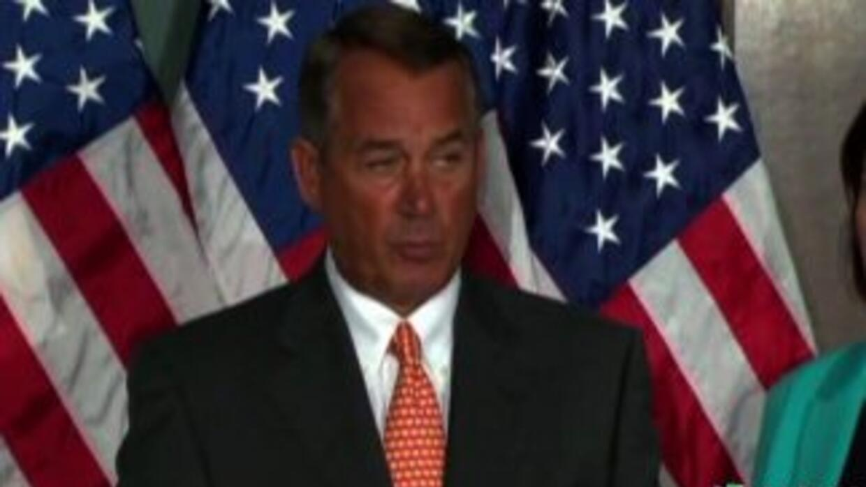 No habrá reforma migratoria este año según John Boehner