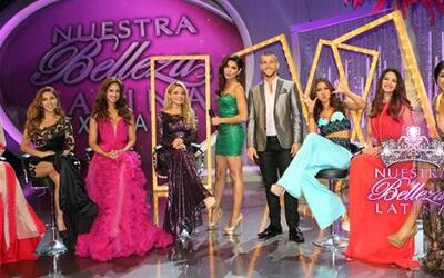 Carlos McConnie bendito entre las mujeres de Nuestra Belleza