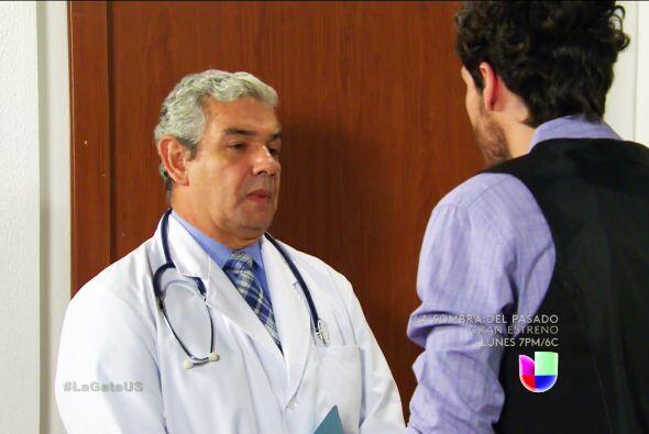 Lamentablemente Carlos Horacio padece leucemia. ¡Es una pena!