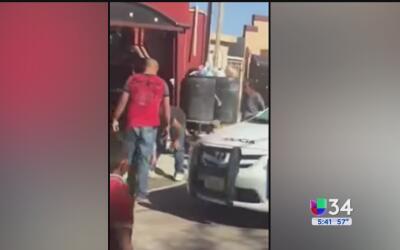 Multan a un hombre de Mexicali por tapar un bache