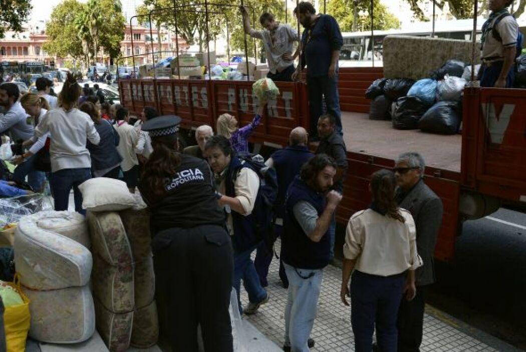 En La Plata, una coqueta ciudad de 900 mil habitantes y con intensa vida...