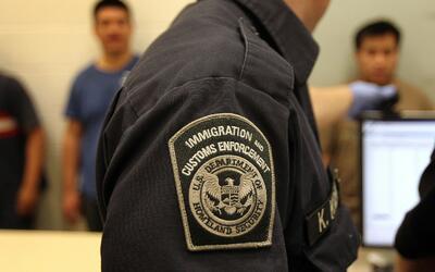 Oficina para el Control de Inmigración y Aduanas (ICE).