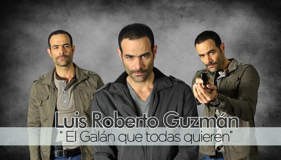 Con una ascendente carrera en la pantalla chica Luis Roberto ha demostra...