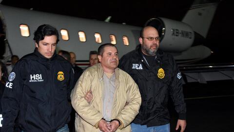 El Chapo extradition, Jan 19 2017