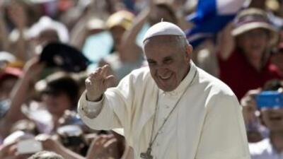 Papa Francisco cumple cien días como sumo pontífice de la Iglesia católica.