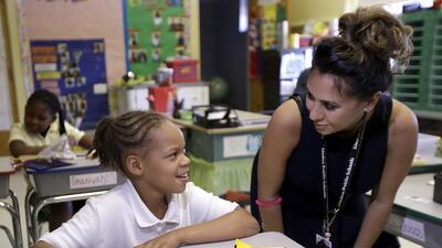 Los alumnos consideraron que los maestros latinos y negros eran más clar...