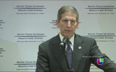 Secretario encargado de la administración de veteranos reconoció errores