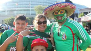 Mexicanos Soldier Field