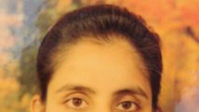 Jacintha Saldanha, enfermera víctima de una broma radiofónica.