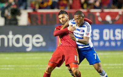 FC Dallas y Real Salt Lake empatan 0-0