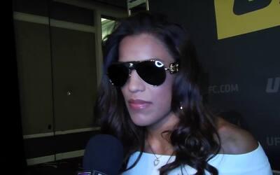 Julianna Peña peleará  por Venezuela en el UFC 200