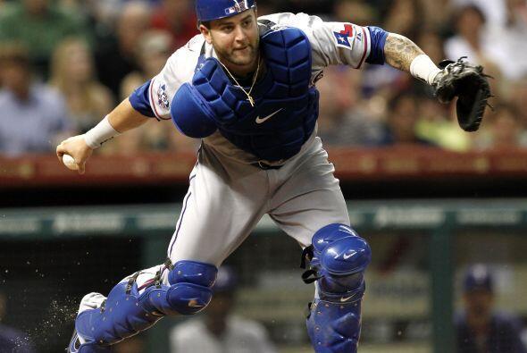 Por la Americana, los titulares son el catcher Mike Napoli (Rangers).