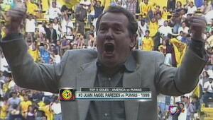 Los Top 5 goles de América vs Pumas