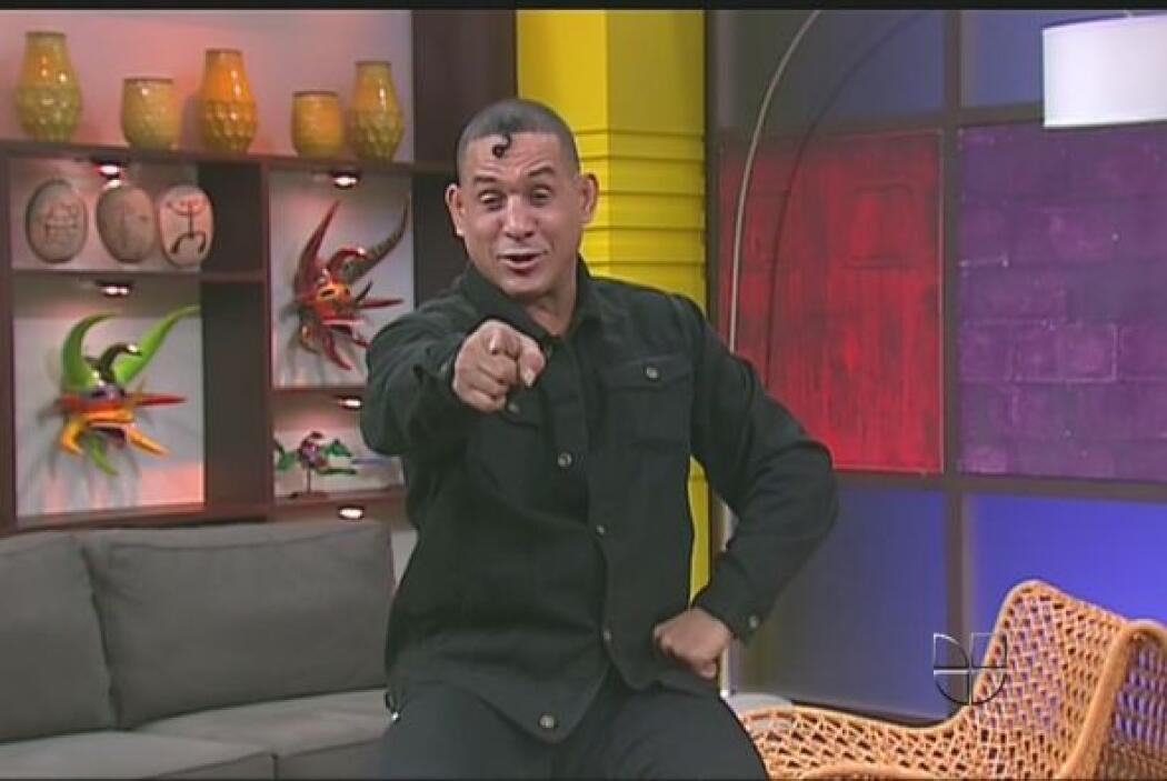 Macho Camacho y su opinión de Mira Quién Baila.