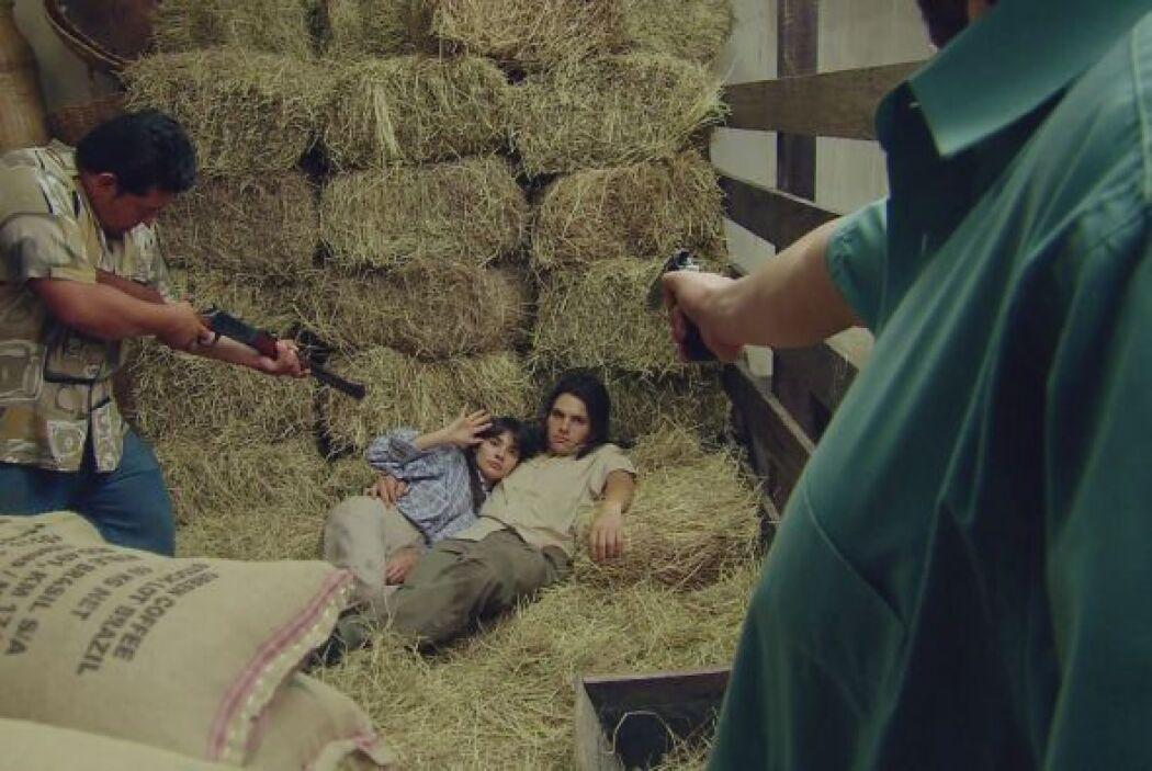 El sueño de Griselda y 'Cejas' es interrumpido de forma violenta por el...