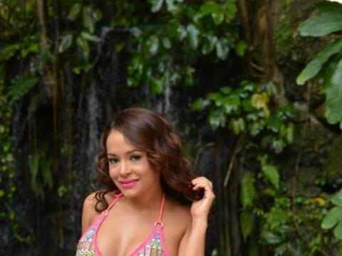 Ilene Castillo es una guapa colombiana que a pesar de ser una persona so...
