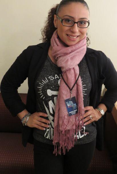 Originaria de Guatemala, Michelle Lardiere es un encanto de persona.