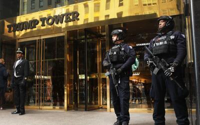 Unos 35 millones de dólares costó la seguridad entre el d&...