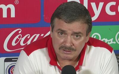 """Óscar Ramírez: """"La idea es proponer y ver si podemos sacar ese segundo A..."""