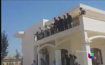 Embajada de EEUU en Libia es tomada por milicias islamistas