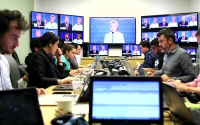 Una noche en la que periodistas iberoamericanos pusieron a prueba el dis...