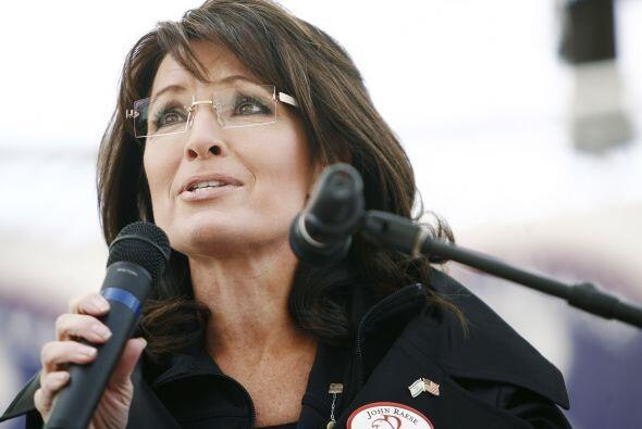 A partir del domingo, el resto de la familia Palin disfrutará de esa viv...