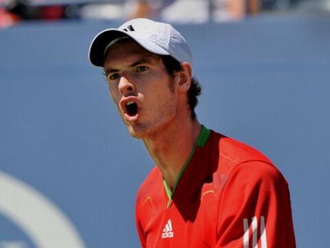 Andy Murray se clasificó para la semifinal del Abierto de Estados...