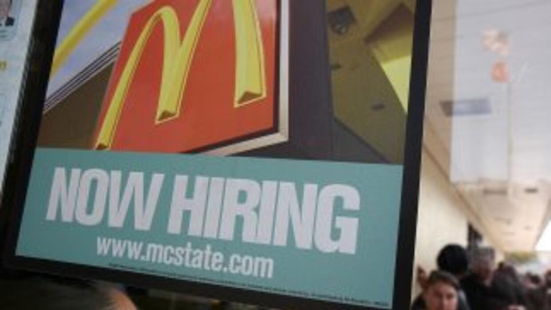 De cara a la temporada navideña, la situación del empleo es el mayor pro...