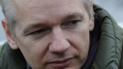 """Julian Assange denunció este sábado """"una nueva forma de macartismo finan..."""