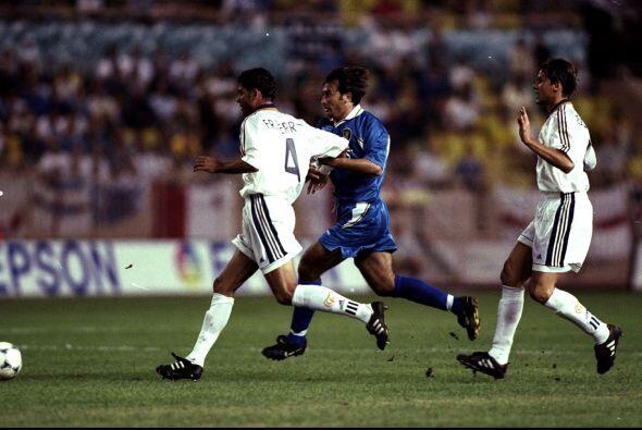 En 1998 el conjunto inglés del Chelsea, quien aún no era l...