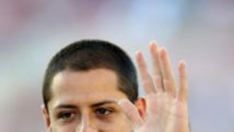Javier Hernández podría jugar bajo las órdenes del 'Cholo' Simeone en el...
