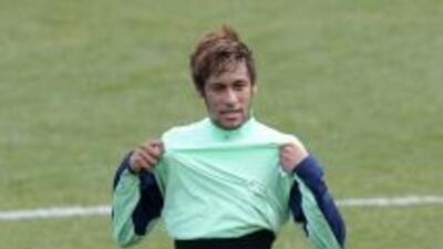 """Neymar acusó a """"falsos amigos"""" cuando aludió al caso de la supuesta evas..."""