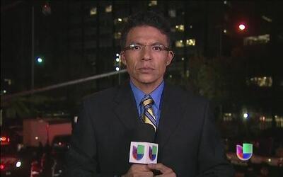 Enrique Peña Nieto concluyó un recorrido de la torre PEMEX en Ciudad de...