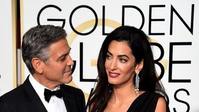 George Clooney babea por su Amal ¡y no lo oculta!