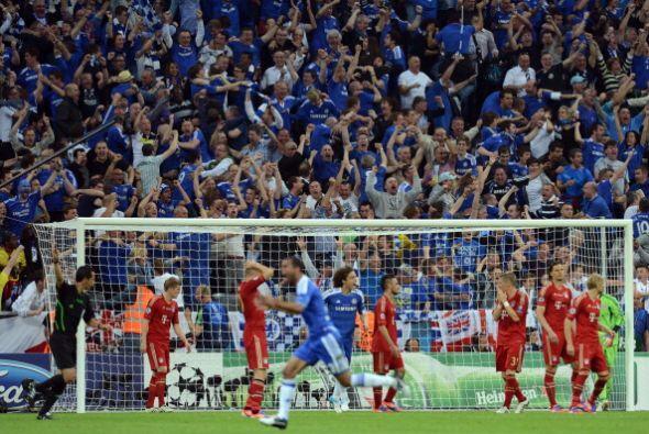Chelsea respiraba cuando todos lo daban por acabado.