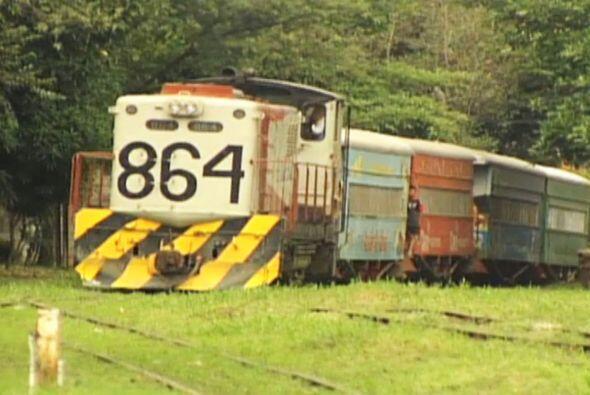 En algunos años es probable que usted pueda abordar un tren en la...