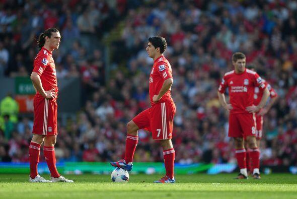 Liverpool fue sorprendido por el Wigan, perdió 2 a 1 y se prendie...