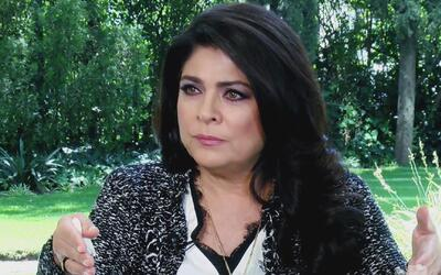Victoria Ruffo confesó que lo que vivió con Eugenio Derbez no le gustó