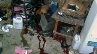 Una ataque a una zapatería en San Pedro Sula, dejó al menos 15 muertos.