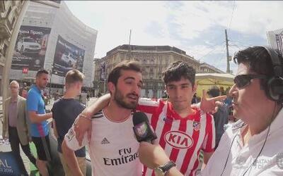 Mira el recorrido por el Fan Fest para la Final de la Champions League