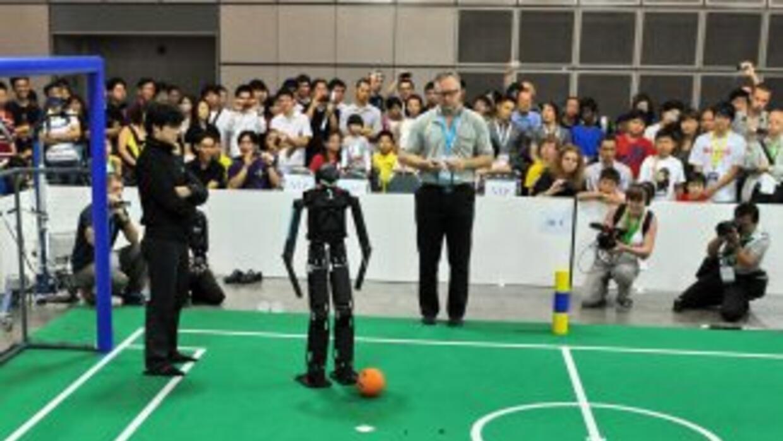 La competencia RoboCup es el torneo de robótica más importante en el mundo.