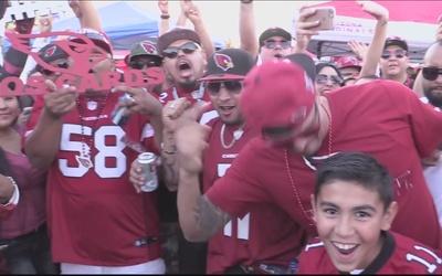Fans de los Cardenales ya sueñan con el Super Bowl