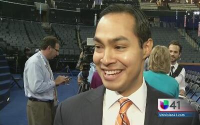 Julián Castro cree que San Antonio seguirá creciendo