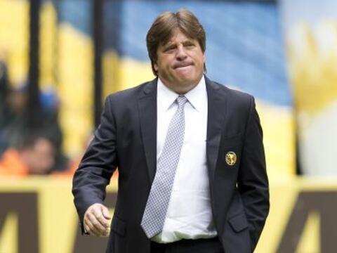 1.- Miguel Herrera arrancó el 2013 con dos temporadas en América llegand...