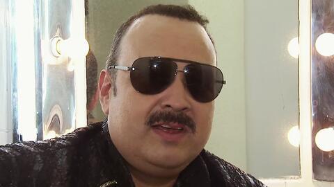 Pepe Aguilar nos confesó que él también se porta mal cuando está en Las...